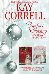 Comfort Crossing Holiday Collection - a set of two holiday novellas