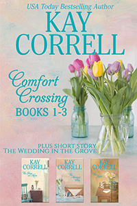 Comfort Crossing Boxset Books 1-3 plus bonus short story