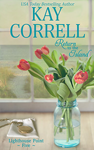 Return to the Island a later in life romance by kay correll