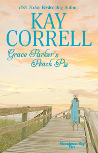 Grace Parker's Peach Pie book by Kay Correll